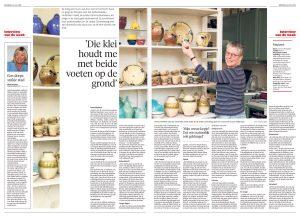 Leids Dagblad, 30 Juli 2016