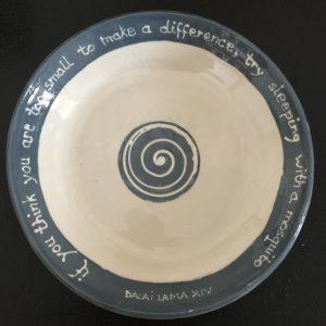 schaal Dalai Lama